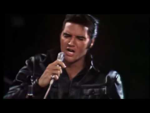 Elvis Presley  Heartbreak Hotel, Hound Dog & All Sook Up 1968 Comeback
