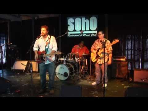 Its Bad For Me - Pryor Baird and the Deacons - LIVE @ SOhO, Santa Barbara, CA - musicUcansee.com.