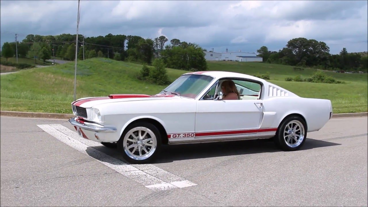 1965 ford mustang fastback youtube. Black Bedroom Furniture Sets. Home Design Ideas