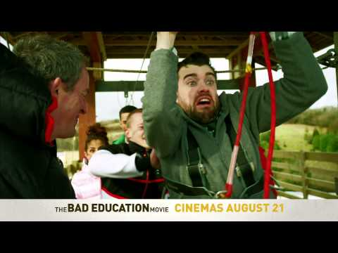 The Bad Education Movie Official Irish TV Spot - Out In Cinemas 21st August