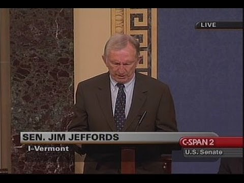 Why Jim Jeffords Left the Republican Party
