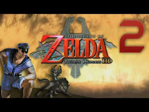 The Legend of Zelda: Twilight Princess HD - Part 2 - Twilight Handjobs