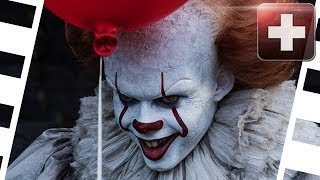 Скачать Kino 173 Stephen King S ES 2017 Ist Horrorclown Pennywise Noch Gruselig