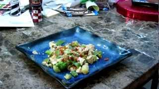 Garlic Tofu & Veggies