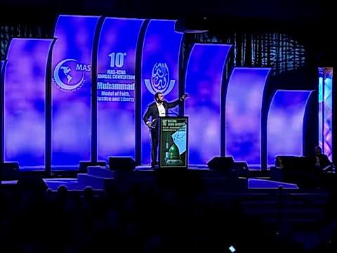 """MAS-ICNA Convention 2011 """"كحب أصحاب محمد محمدا"""" pt2"""