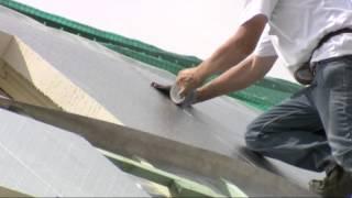 Recticel Insulation en Wienerberger testwerf lage-energie-renovatie BIS 2014 video
