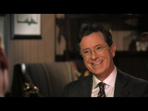 John Dickerson and Stephen Colbert on the dream interview