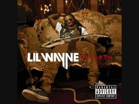 I'm So Over You - Lil Wayne featuring Shanell - Rebirth [New Album]