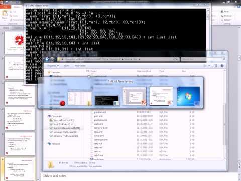 Programming Languages: Standard ML - 4