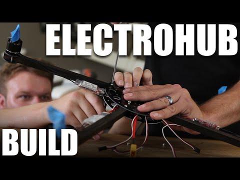 How to Build a Quadcopter - Electrohub Build