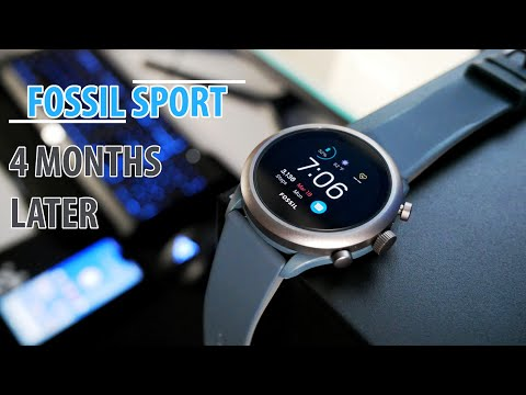 Fossil Sport Review | Affordable Snapdragon 3100 Smartwatch