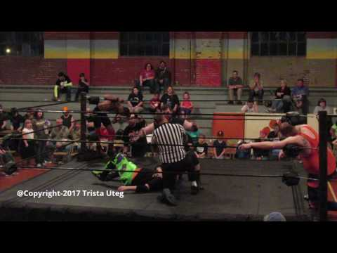 SNPW Highlight 73 - Agents of Chaos vs Team Skittles for the titles
