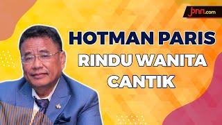 Mengisolasi Diri, Hotman Paris Rindu Wanita Cantik - JPNN.com