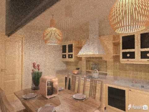· Дизайн 1-к. квартиры.