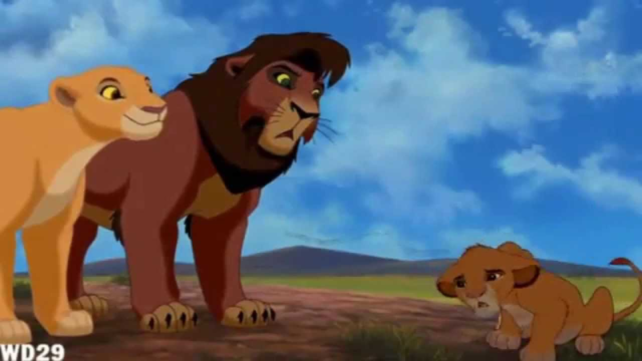 The Lion King 4 - Kipawa Story-[Crossover] - YouTube