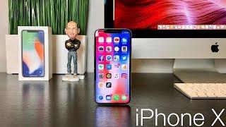 iPhone X a kezemben - gyorsteszt