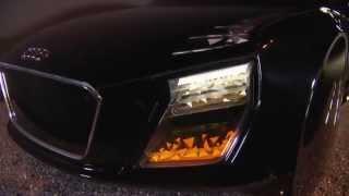 Audi future lab: lighting tech and design - Footage OLED Lighting