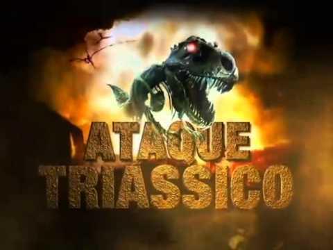 Trailer do filme Ataque Triássico