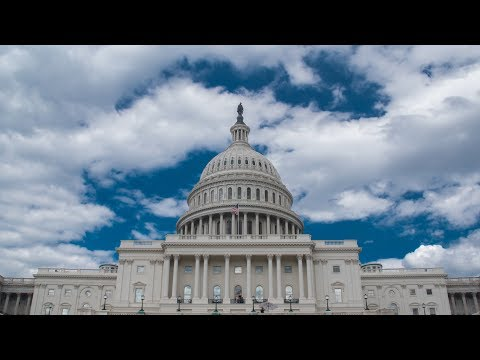 WASHINGTON DC in 4K | The United States Capitol