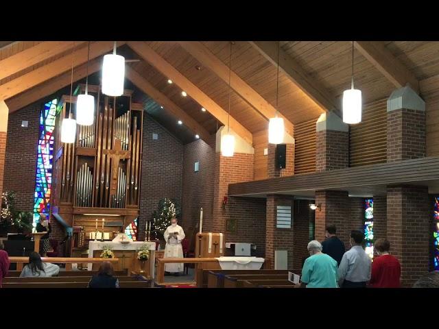 Trinity Sunday - Holy Eucharist - 5/30/21