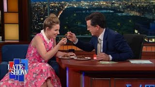 Jessie Mueller Chats & Sings With Stephen Over Pecan Pie