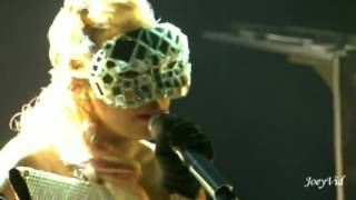 Lady Gaga - Paparazzi(VFESTIVAL) Best Performance HQ