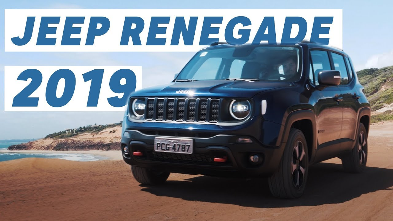 Teste Jeep Renegade 2019 Webmotors Youtube