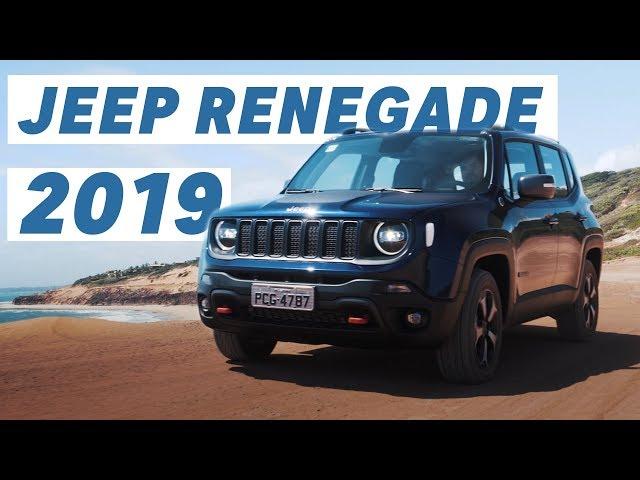 Teste: Jeep Renegade 2019 - Webmotors