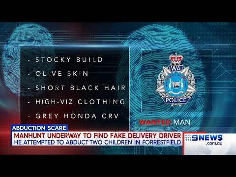 Attempted Abduction | 9 News Perth