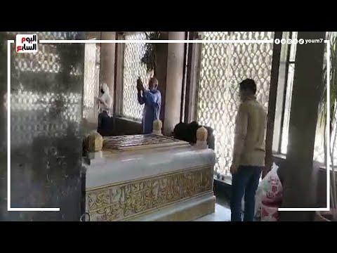شاهد - سيدة مسنة تبكى بحرقة أمام ضريح عبد الناصر.. كنت محتاجالك ياجمال ياحبيب الملايين  - 11:55-2021 / 7 / 23