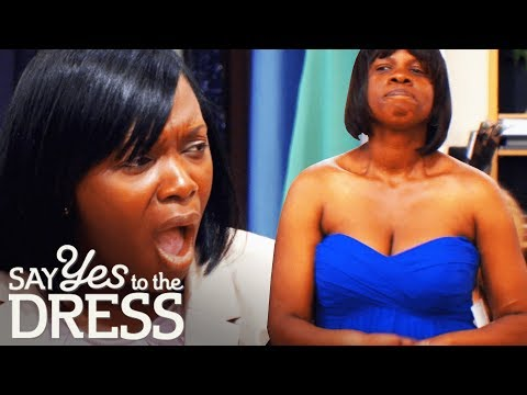 🔴Bride Loses Her Best Friend Over a Strapless Dress! | Say Yes To The Dress Bridesmaids