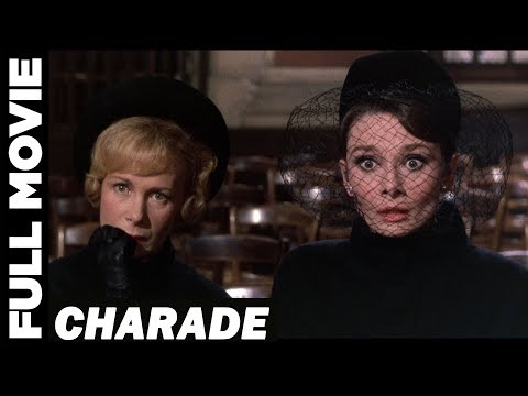 Charade (1963) | Audrey Hepburn, Cary Grant | Comedy Mystery