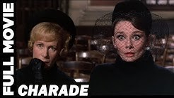 Charade (1963) | Comedy Mystery Romantic Movie | Audrey Hepburn, Cary Grant