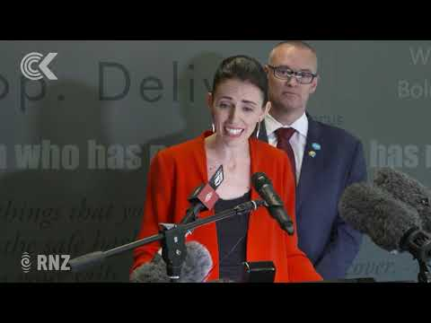 Labour assaults: Ardern won't say who assured her over complaints