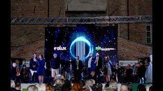 """sLux e BAM - Un successo il concerto luminoso della """"Baravalle"""" di Fossano"""