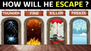 3 POPULAR Escape Mystery RIDDLES (PART 3)   Can You Solve It?   United States RIDDLES