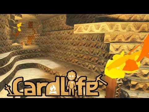 Hunting for Copper! Cardlife - Part 4