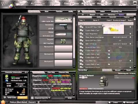 Combat Arms Eu Account Selling.| Read Desciption | (CSM5) By Epileptik0nCAE