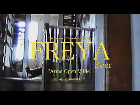 Freya Beer - Arms Open Wide