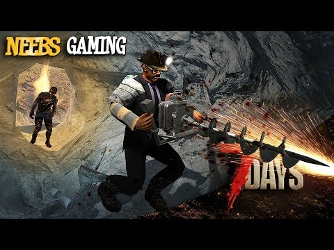 7 Days to Die - A Hole New World