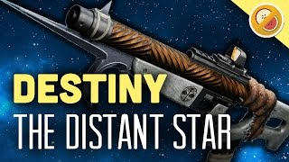 DESTINY The Distant Star (Iron Banner) Scout Rifle Review & Gameplay (Rise of Iron)