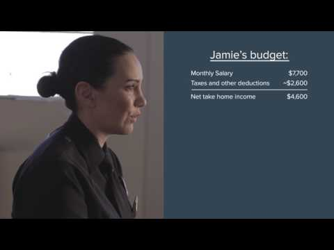 Police Officer | My Budget & Planning For The Future | Part 3 | Khan Academy