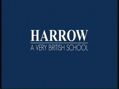 Harrow (A Very British Education) 8/8 Docu