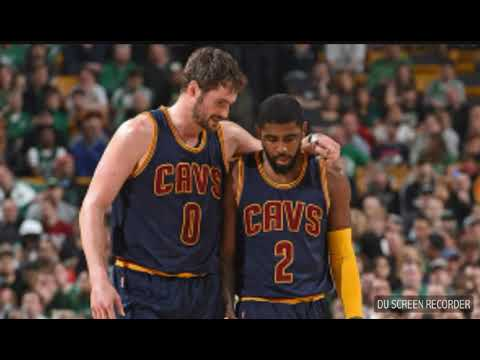 KNICKS SHOULD TRADE CARMELO ANTHONY AND KRISTAPS PORZINGIS FOR KYRIE IRVING AND KEVIN LOVE!
