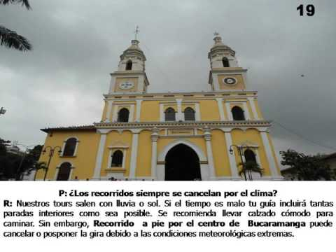 FREQUENT QUESTIONS ABOUT FREE WALKING TOUR BUCARAMANGA
