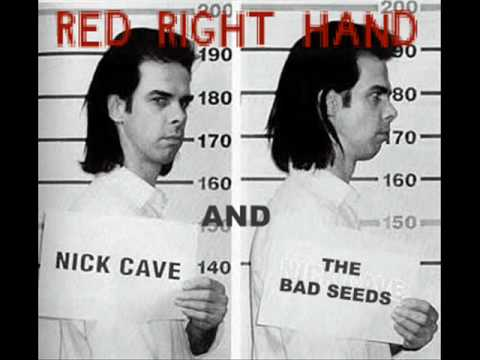 Nick Cave and the Bad Seeds - Red Right Hand (Lyrics)