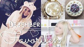 Dezember FAVORITEN & riesige VERLOSUNG ♥ BibisBeautyPalace Thumbnail