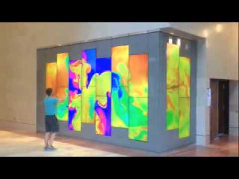 how to make digital wall art