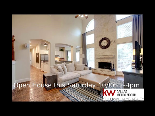 4209 Calloway Ct Flower Mound, TX 75028 - Bridalwood Steeplechase