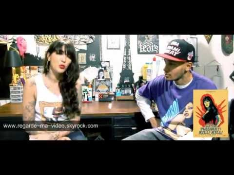 VANTARD interview LAURA SATANA tatoueuse de : BOOBA , NESSBEAL , THE WEEKND , CHAD HUGO THE NEPTUNES